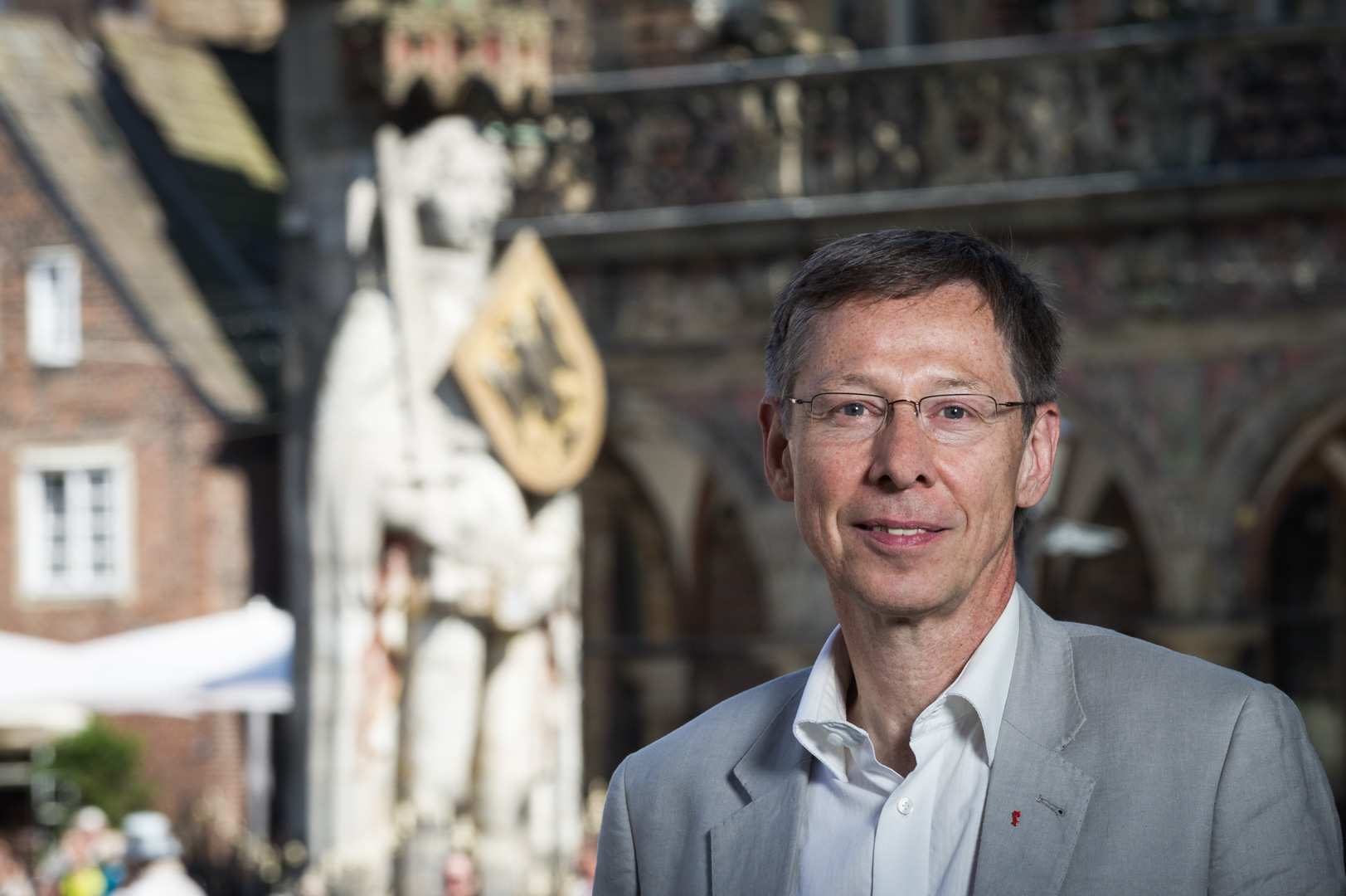 Der Bremer Bürgermeister Carsten Sieling